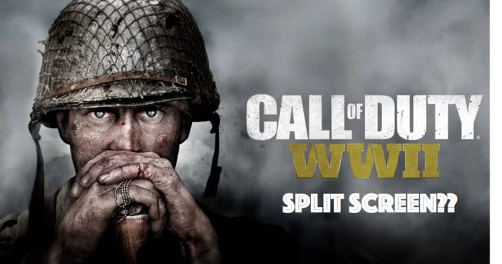 does-cod-ww2-have-4-player-split-screen