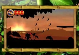 Nintendo 3DS beauty with Donkey Kong Country Returns