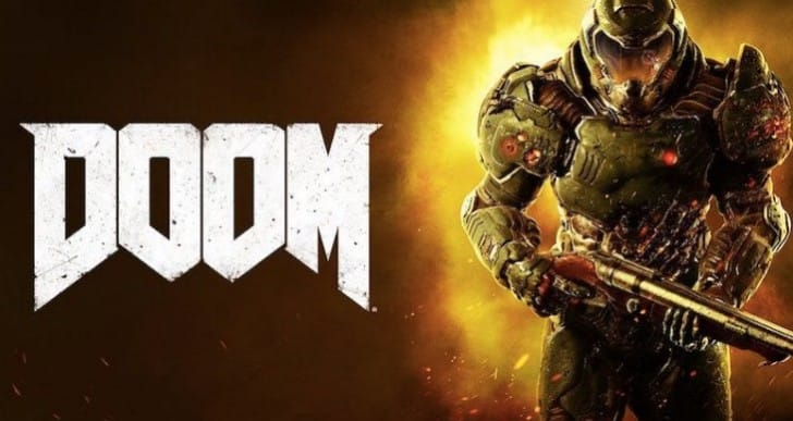 DOOM 1.05 update for new PS4, Xbox One features