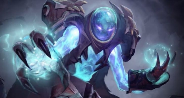 Dota 2 6.86D update notes with Arc Warden changes