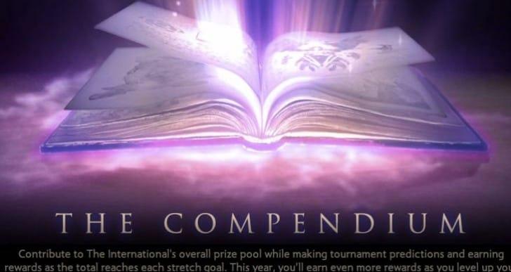 Compendium 2014 for Dota 2