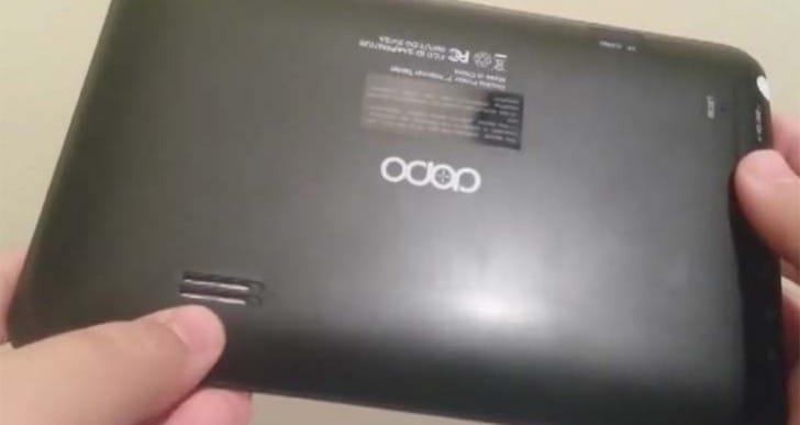 Double Power 7 Tablet 8G memory review, EM63-BLK specs