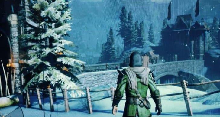 Dragon Age Inquisition a dream for Skyrim fans