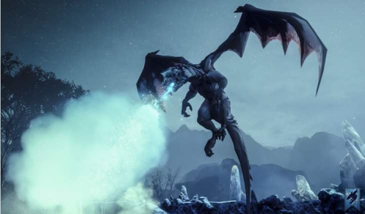 Dragon Age Jaws of Hakkon DLC release time on Xbox One, PC