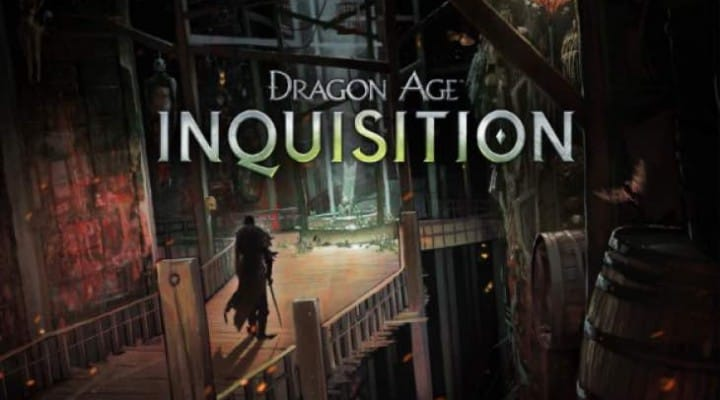 Dragon Age Inquisition Patch 5 with item storage
