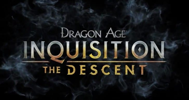 Dragon Age Inquisition Descent release date and price