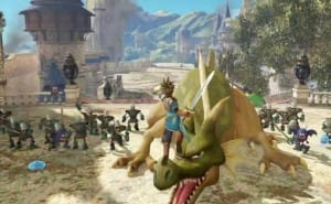 Dragon Quest Heroes PS4 Vs PS3 graphics