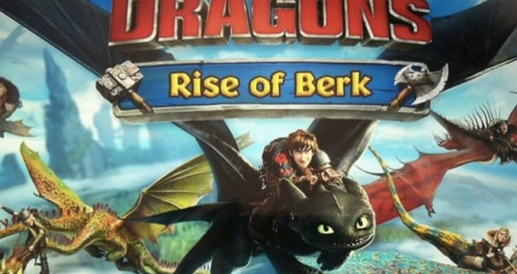 Dragons Rise of Berk hack spoils app