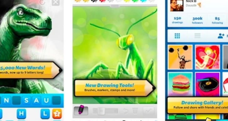 Draw Something 2 Android app missing as iOS goes live