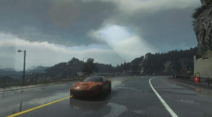 Driveclub 1.10 update notes live with 3.3GB patch