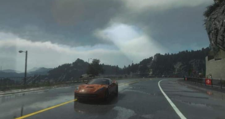 Driveclub PS Plus Edition update from developers
