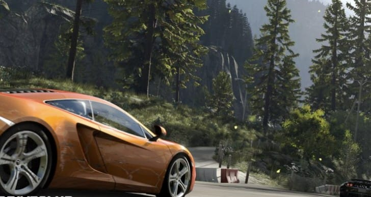 Amazon leaks DriveClub PS4 release date