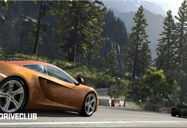 What will happen to Driveclub now?