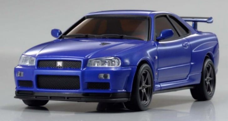 Driveclub February 2016 update with Nissan Skyline GT-R34 V-SPEC II