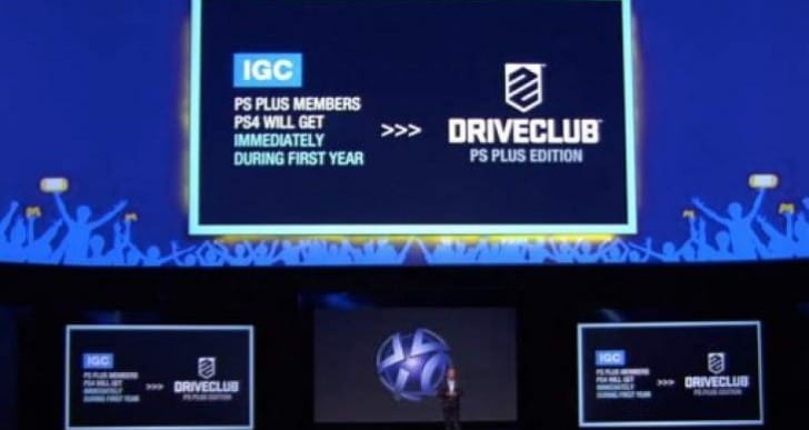 What if Driveclub PS Plus Edition won't happen