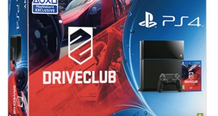 PS4 Driveclub bundle for EU,  US still waiting