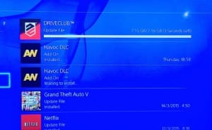 Driveclub patch 1.13 with fix notes for crashing