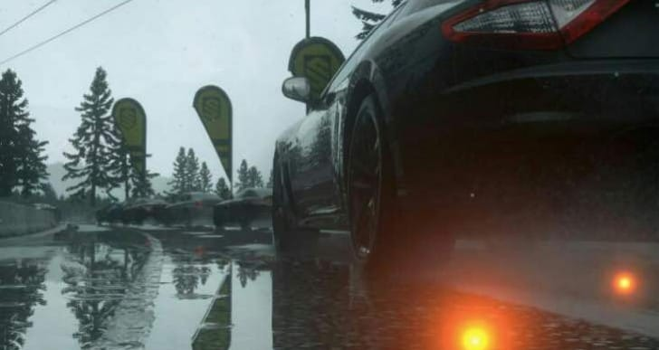 Driveclub PS Plus Edition demand for free version