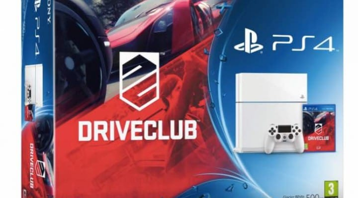 DriveClub 1.08 full patch notes