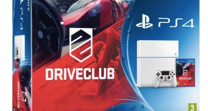 PS4 Driveclub Bundle best price at Tesco Vs Amazon Vs GAME