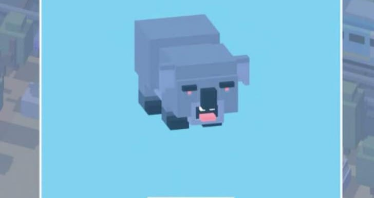 Crossy Road Drop Bear unlock may shock you