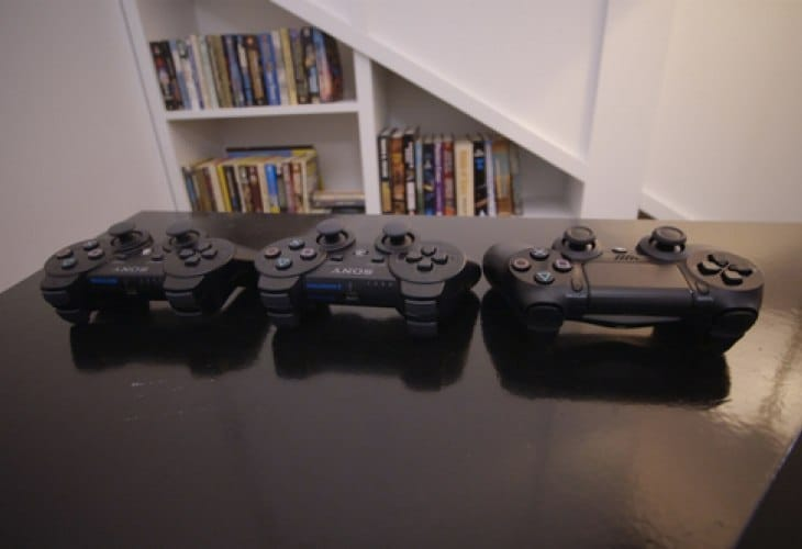 DualShock 4 Vs DualShock 3 with Sony's best ever pad