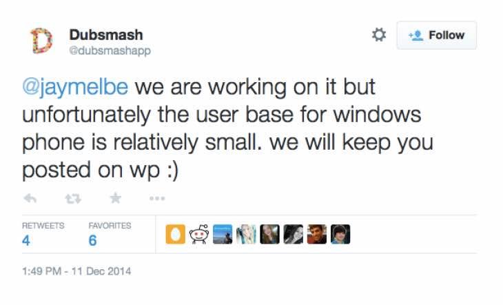 dubsmash-windows-phone-user-base