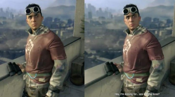 Dying Light PS4 Vs Xbox One graphics equality