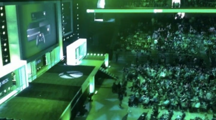 Xbox One new games in 2014 hope at E3