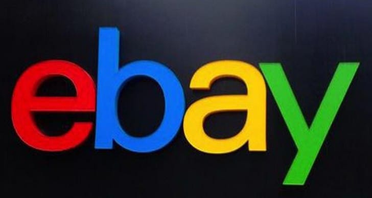 eBay app weekend problems with server down
