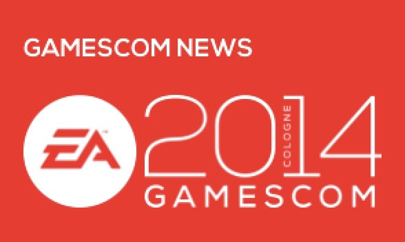 EA Gamescom 2014 live stream and start time