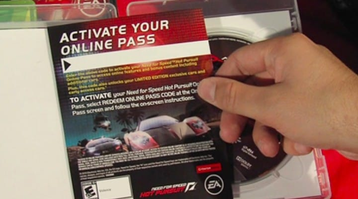 EA Online Pass demise effective on Xbox 360 games