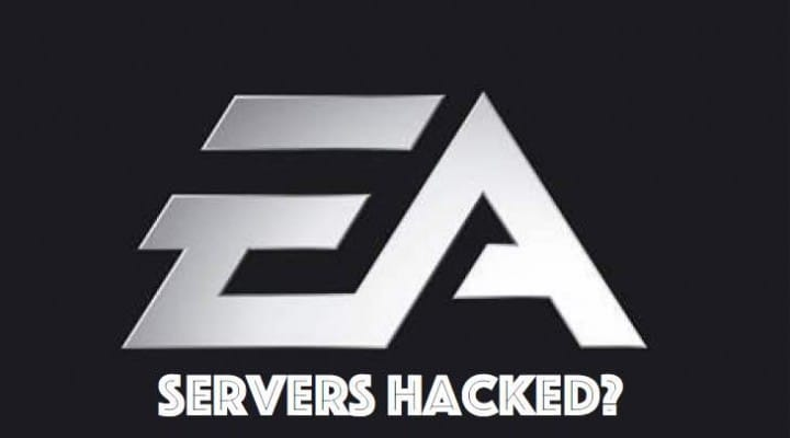 EA servers down on Jan 5, unavailable say users