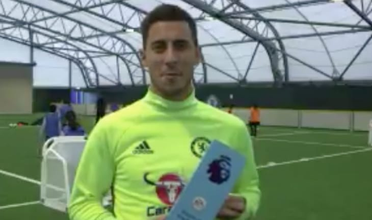 Player SBC Month of unlock PL card the Hazard Eden for