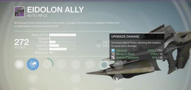 Destiny Eidolon Ally Gameplay Review Product Reviews Net