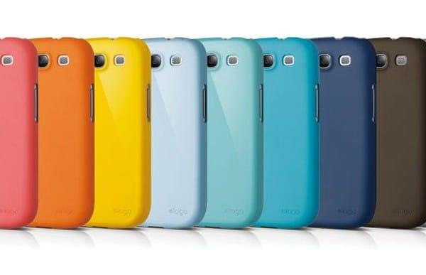 Samsung Galaxy S3 slender cases