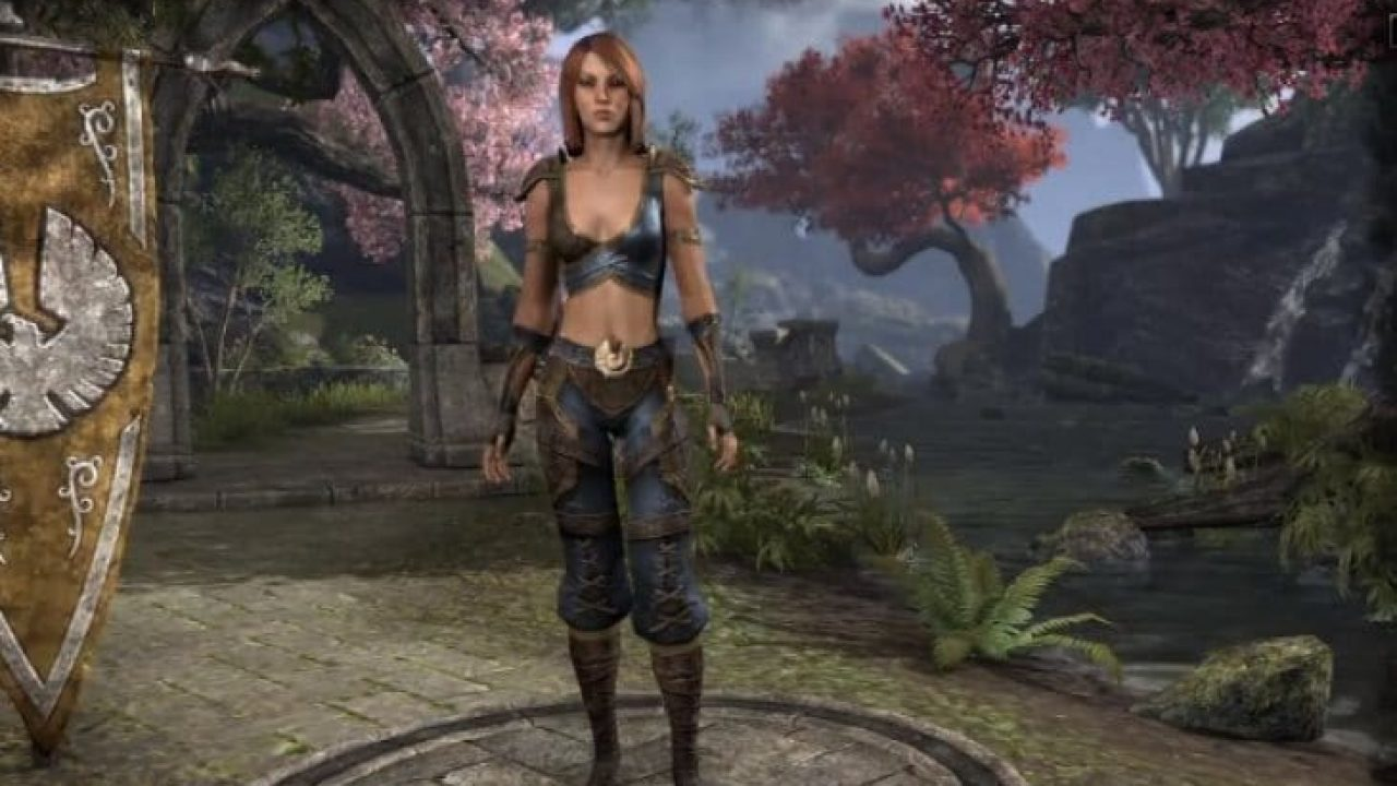 Elder Scrolls Online customization on PS4, Xbox One, PC