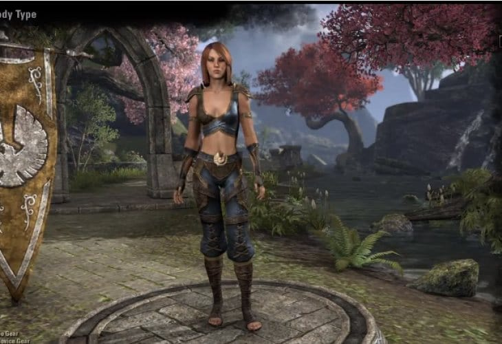 Elder Scrolls Online customization on PS4, Xbox One, PC