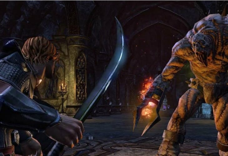 Elder Scrolls Online beta players give mixed reviews