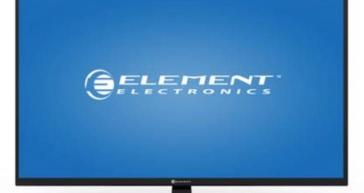 Element ELEFW504A 50-inch LED HDTV review warning