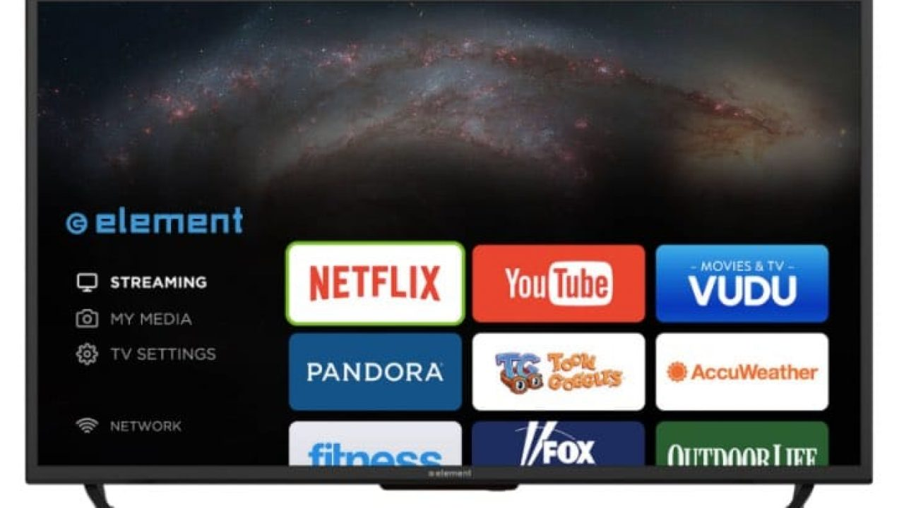 Element ELSJ4016 40-inch Smart TV review with WiFI warning – Product