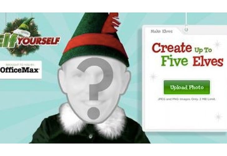Elf Yourself Android app issues with iOS preference