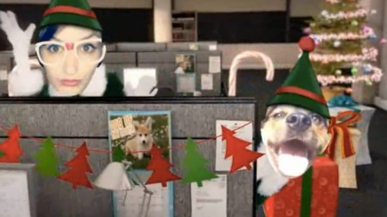 OfficeMax Elf Yourself Christmas dance videos – Product