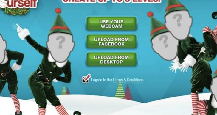 Elf Yourself dance themes next for app