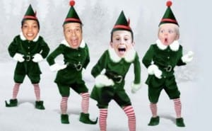 Elf Yourself for Happy New Year 2014 party