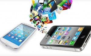 Biggest obstacles to adoption of mobile apps in enterprises