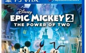 New PS Vita games in 2013 include Disney port