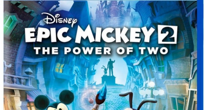 New PS Vita games in 2013 include Disney port