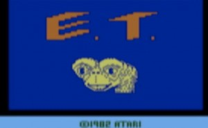 ET for Atari buried then found