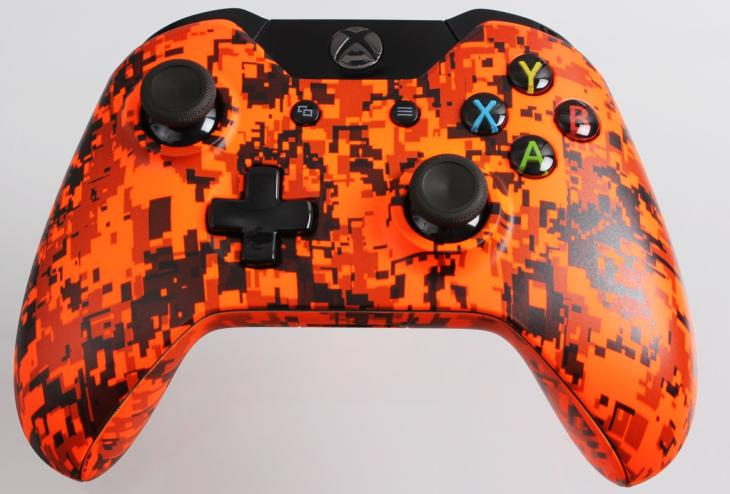 evil controller xbox one